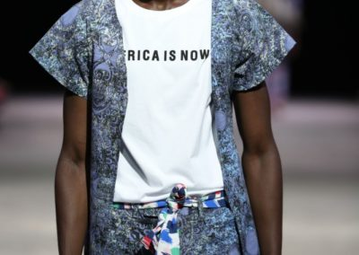 Africa is now-5