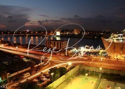 LAGOS ISLAND, view from my balcony FULLSCREEN